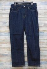 Levi's 514 Jeans 32 x 31 Men's Slim Straight 100% Cotton   (G-20)