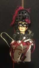 Katherine's Collection Wayne Kleski Retired Masquerade In A Box Ornament