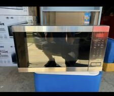 Samsung 1.9 cu. ft. Countertop Microwave with Sensor Cook MS19M8000AS