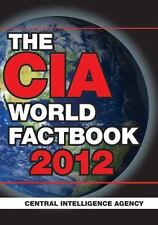 The CIA World Factbook 2012, Intelligence Agency, Central, Good Book
