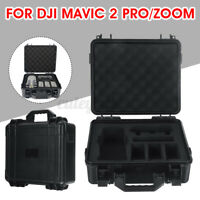 US For DJI Mavic 2 Pro / Zoom Drone Hard Case Storage Bag Carrying Waterproof
