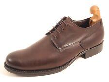 Calvin Klein oxfords, brown leather, men's shoe size UK 8 EU 42 £158