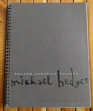 Michael Hedges, Rhythm Sonority and Silence, John Stropes, book, music