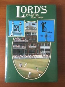 Lord's by Geoffrey Moorhouse (Hardcover, 1983)