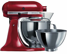 KitchenAid 5KSM160PSAER Artisan Stand Mixer Empire Red