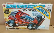 Super Hyper Racers 4WD Hurricane Wolf 1/32 Scale Car Kit New FUMAN Bandai NOS