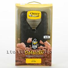 OtterBox Defender Rugged Hard Shell Case For LG V20 (Black) No Holster Belt Clip