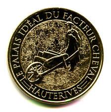 26 HAUTERIVES Palais idéal du Facteur Cheval 5, Brouette, 2016, Monnaie de Paris