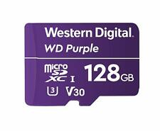 Western Digital 128GB WD Purple WD Purple MicroSDXC Card WDD128G1P0A