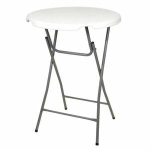 XXL-Stehtisch klappbar Partytisch Klapptisch Gartentisch Bistrotisch