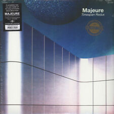 "Majeure ‎– Timespan  12"" Vinyl  Blue/Clear"