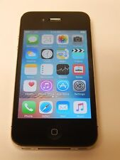 Apple iPhone 4s 16GB (Golden State Cellular) A1387 MD236LL/A -Black- (45595)