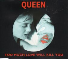 QUEEN - TOO MUCH LOVE WILL KILL YOU       *CD SINGLE*  WE WILL ROCK YOU