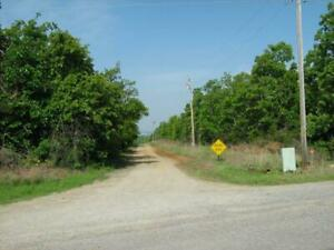 Fishing Property / LAND In Pittsburg County Oklahoma - Get Ready For Retirement!