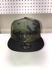 New Era Japan Lafayette NYC Camo Brand New Unworn 9fifty Snapback