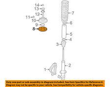HONDA OEM Front Suspension-Coil Spring Insulator 51686SR0003