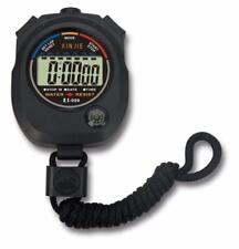 Fashion Waterproof Digital Lcd Stopwatch Chronograph Timer Counter Sports Alarm