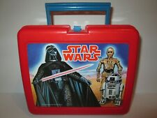 Star Wars Vintage Lunchbox NO Thermos 1977