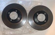 Set of Centric Brake Rotors.  Datsun 240Z 260Z 280Z. —-S3