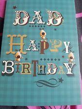 'Dad'  Birthday Card