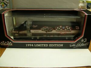 "1994 LIMITED Edition Dale Earnhardt #3 Diecast Transporter 1:64 SCALE. ""NEW"""