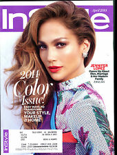 In Style Magazine April 2014 Jennifer Lopez EX 070616jhe2