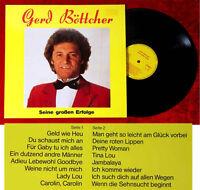 LP Gerd Böttcher: Seine großen Erfolge (Teldec 66.23515) D