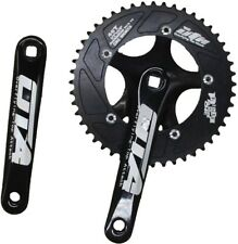 JNP 48T Single Speed Fixed Gear Track Bicycle Crankset Fixie Crank Set Aluminum
