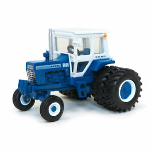 1/64 Ford 9000 Cab Tractor with Duals, Toy Tractor Times 2017 by Spec Cast