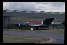 PHOTO  RAF GLOSTER JAVELIN FAW.1 JET AT COSFORD