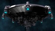 I will create this UFO alien abduction revealer video intro