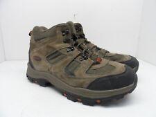 Nevados Men's Boomerang II Mid Hiking Boot Dark Brown/Red Size 11M