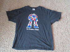 "Vintage NIKE Team Transformers ""The Optimus Primes"" shoes, T SHIRT, Black, RARE!"
