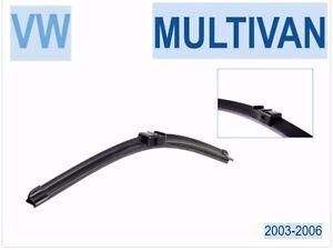 Windscreen Wipers for Volkswagen Multivan 2004 2005 2006 (pair)