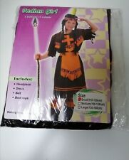 Indian Girls Native Childrens Costume - School Book Day - Size110-120cm