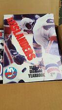 NOS/Vintage 1976-77 OFFICIAL NEW YORK ISLANDERS NHL YEARBOOK NOS,