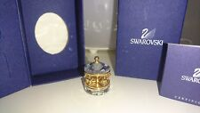 SWAROVSKI MEMORIES MOMENTS KARUSSELL MERRY GO ROUND 171194 AP 2004 NEU