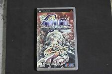 Yggdra Union: We'll Never Fight Alone (Sony PSP, 2008)