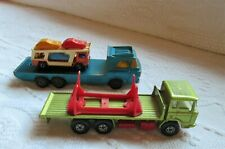 Lotto Lot Matchbox, Super Kings, Superfast Lesney Products