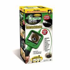 Lizard Cam Hand-Held Wireless Borescope Wireless Micro Inspection Camera New!