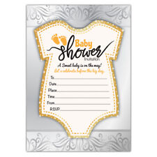 Baby Shower Cards Invitations For Sale Ebay