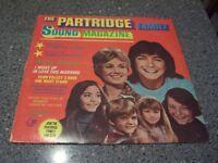 "The Partridge Family ""Sound Magazine"" BELL LP 6064 DAVID CASSIDY, SHIRLEY JONES"