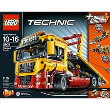 LEGO TECHNIC 8109 FLATBED TRUCK (1115 PCS) AGES 10-16 NEW UNOPEN