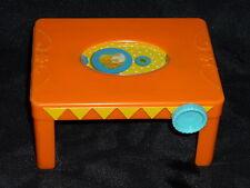 Dora the Explorer Castle Orange Table Scrolling Food HTF