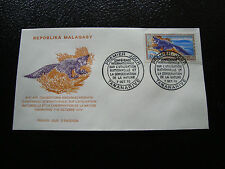 MADAGASCAR - enveloppe 7/10/70 - conservation nature - yt n° 480 - (cy7)