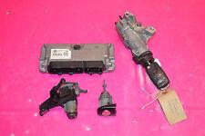 VW POLO 9N3 MK4 5DR 1.4 ENGINE ECU KIT 03C906024AD / 4B0905851