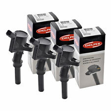 Set of 3 Delphi Ignition Coil GN10164 For Ford Lincoln Mercury 1997-2016