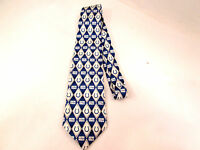 "NFL Official Colts 100% Silk Neck Tie 57"" long"