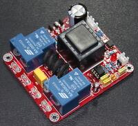 110V/220V Class A Power Soft Start Delay Temperature Protection Board 3-5s Delay
