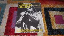 CINEMA NUOVO NUMERO 270 DEL 1981 COPERTINA ORNELLA MUTI